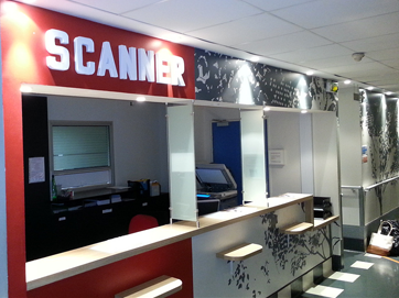 Scanner de l 39 europe clinique de l 39 europe rouen radiologie rouen - Cabinet de radiologie scanner ...